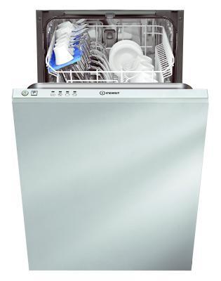 Встраиваемая посудомоечная машина Indesit DISR 14B EU белый