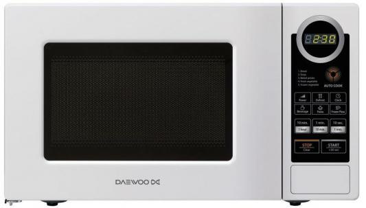 СВЧ DAEWOO KQG-6L7B 700 Вт белый