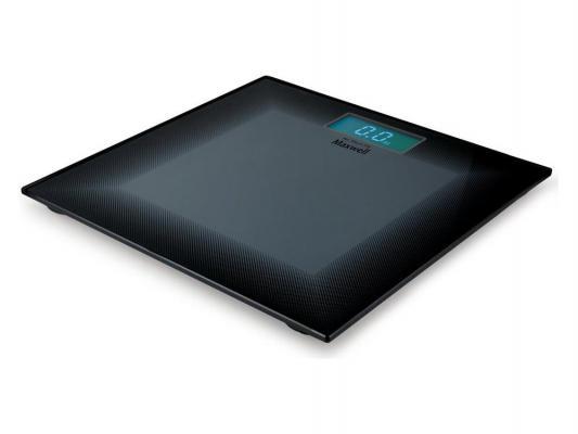 Весы напольные Maxwell 2663-MW-01-GY чёрный