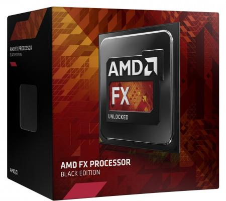 Процессор AMD FX-8370 4GHz 8Mb FD8370FRHKBOX Socket AM3+ BOX