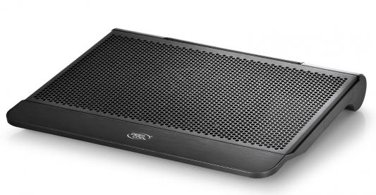 """Подставка для ноутбука 17"""" Deepcool N6000 383X295X52mm 1xUSB 1074g 23dB черный"""