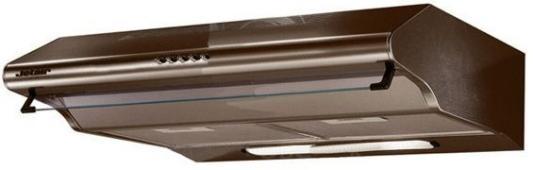 купить Вытяжка подвесная Jetair SUNNY/50 1M BR коричневый по цене 4990 рублей