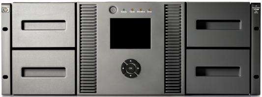 лучшая цена Ленточная библиотека HP MSL4048 AK381A