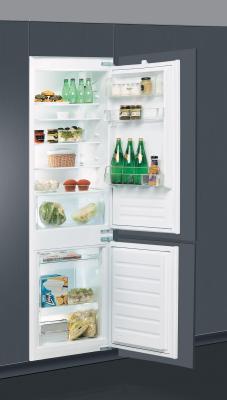 Встраиваемый холодильник Whirlpool ART 6600/A+/LH белый