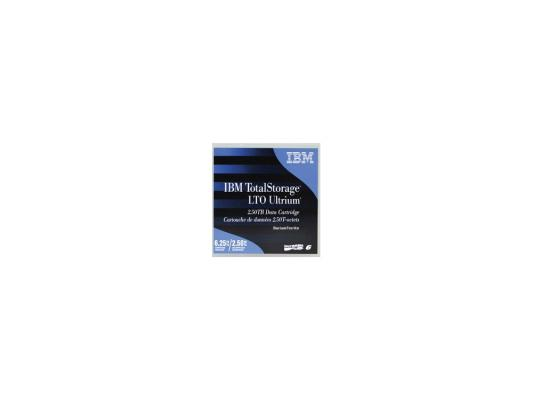 лучшая цена Ленточный носитель Imation/IBM Ultrium LTO6 data cartridge with barcode label (00V7590 + label), 2,5/6,25TB 00V7590L