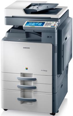 МФУ Samsung CLX-9352NA цветное А3 35ppm 2400x600dpi Ethernet USB