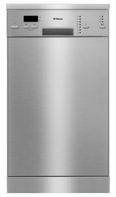 Посудомоечная машина Hansa ZWM 407 IH серебристый