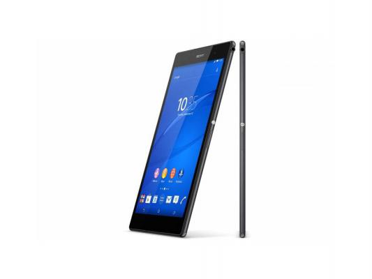 "Планшет Sony Xperia Tablet Z3 Tablet Compact 16Gb LTE 8"" 1920x1200 Qualcomm Snapdragon 801 2.5GHz 3Gb LTE WiFi BT Android 4.4 черный SGP621RU/B"