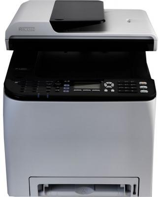 МФУ Ricoh Aficio SP C252SF цветное A4 2400x600 dpi 20ppm Wi-Fi RJ-45 USB 407526