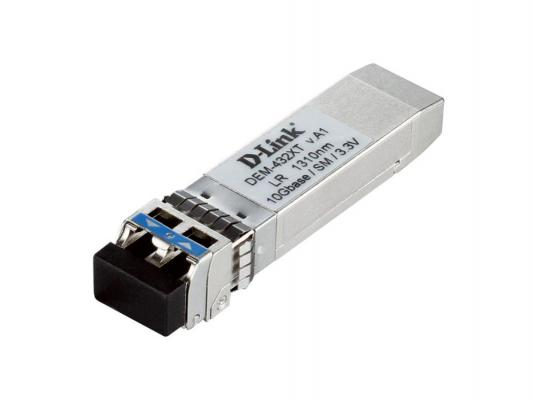 Трансивер сетевой D-Link 10GBASE-ER 10Gigabit Ethernet XFP Optical Transceiver 40km DEM-432XT in stock 100%new and original 3 years warranty at xper40 xfp 1550nm 40km