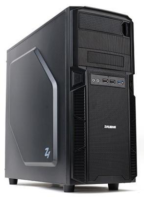 Корпус ATX Zalman Z1 Без БП чёрный