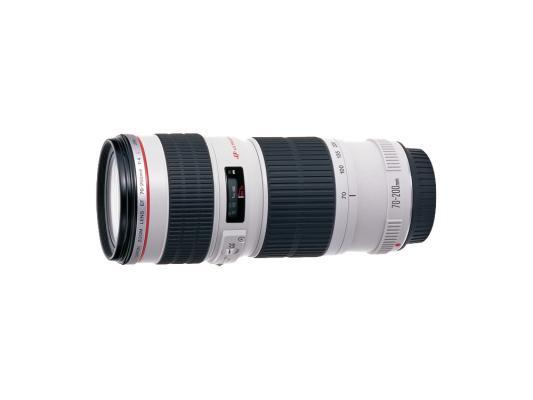 Объектив Canon EF 70-200mm 4.0L USM 2578A009 объектив canon ef 24mm f 2 8 is usm черный