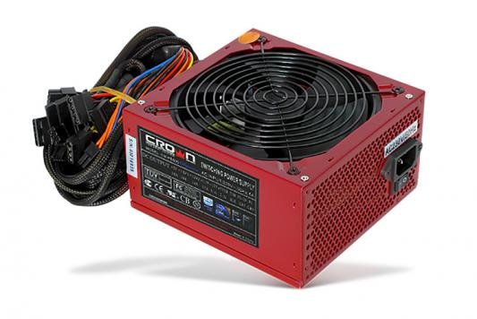 БП ATX 500 Вт Crown CM-PS500W