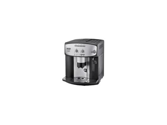 Кофемашина DeLonghi ESAM2800.SB черный серебристый цена