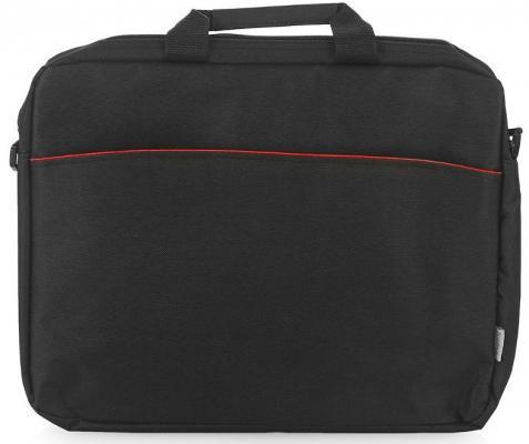 Сумка для ноутбука 15.6 Hama Tortuga политекс черный (00101216/00101740)