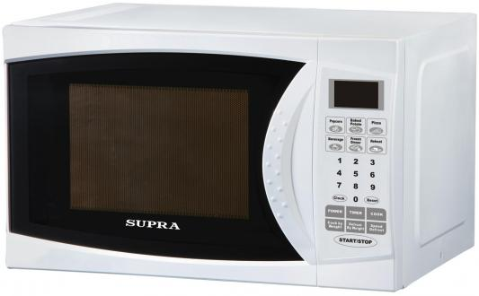 СВЧ Supra MWS-1824SW 18 л белый свч supra mws 1808mw 18 л белый