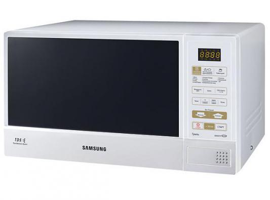 СВЧ Samsung GE83DTR-1W 800 Вт белый