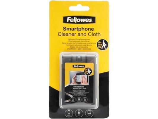 купить Чистящая салфетка Fellowes FS-9910601 1 шт по цене 454 рублей