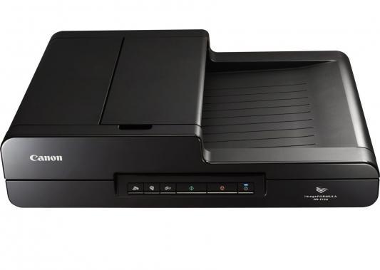 Картинка для Сканер Canon DR-F120 протяжный CIS A4 600x600dpi 24bit USB 9017B003