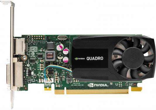 Видеокарта 2048Mb HP Quadro K620 PCI-E GDDR3 DP DVI J3G87AA