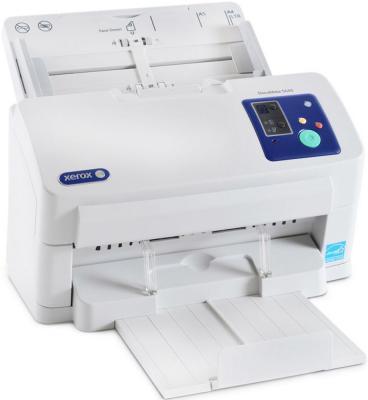 Сканер Xerox Documate 5460 протяжный CIS A4 600x600dpi 24bit 100N02884