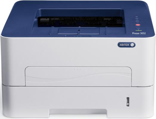 Принтер Xerox Phaser 3052V/NI ч/б A4 26ppm 1200x1200dpi Ethernet USB