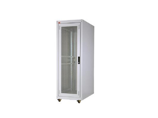 Шкаф напольный 19 42U Estap ECOline ECO42U61GF1R1 600x1000mm серый