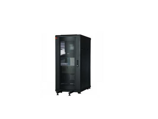 """Шкаф напольный 19"""" 26U Estap ServerMax SRV26UBF1R1 600x1000mm черный"""