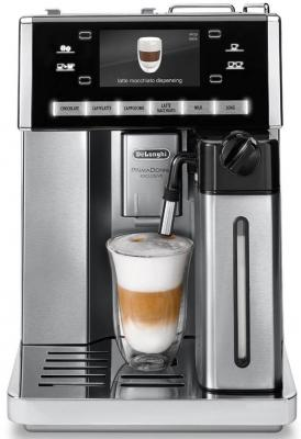 Кофемашина DeLonghi ESAM 6900.M серебристый