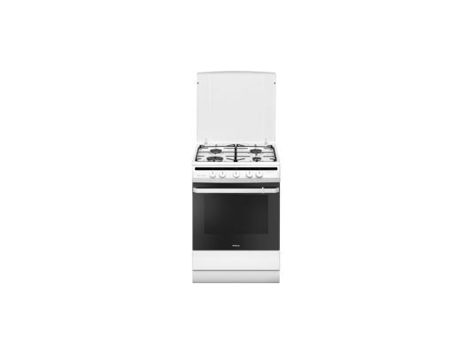 Газовая плита Hansa FCGW61001 белый газовая плита hansa fcmw52001