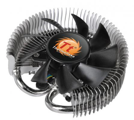 Кулер для процессора Thermaltake MeOrb II CL-P004-AL08BL-A Socket 1156/1155/1150/775/FM2/FM1/AM3+/AM2+