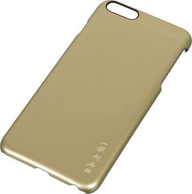 Чехол (клип-кейс) Incipio Feather Shine для iPhone 6 Plus золотой IPH-1194-GLD