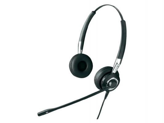 Купить Гарнитура Jabra BIZ 2400 Duo E-LS UNC NB 2409-700-104