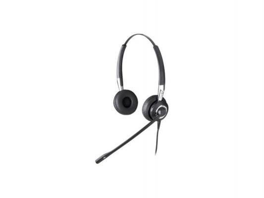 Купить Гарнитура Jabra BIZ 2400 Duo E-HS UNC NB 2409-790-104
