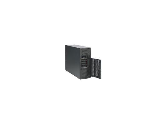 Серверный корпус E-ATX Supermicro CSE-733T-500B 500 Вт чёрный