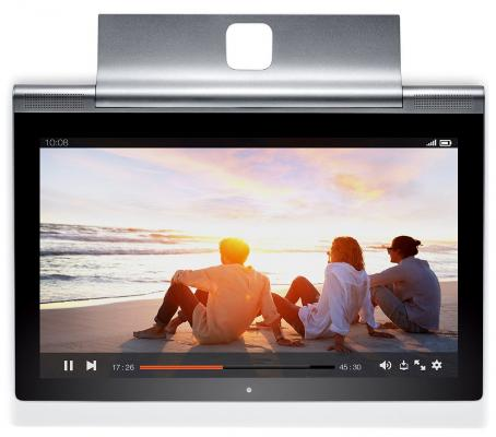 Планшет Lenovo Yoga Tablet 2 8 16Gb серый 3G Wi-Fi Bluetooth LTE Android 59-428232 lenovo yoga tablet 3 850 8 8 16gb wifi lte android