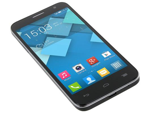 Смартфон Alcatel OneTouch 6014X IDOL 2 MINI L Dark Grey серый