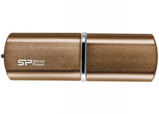 Флешка USB 64GB Silicon Power Luxmini 720 SP064GBUF2720V1Z золотистый