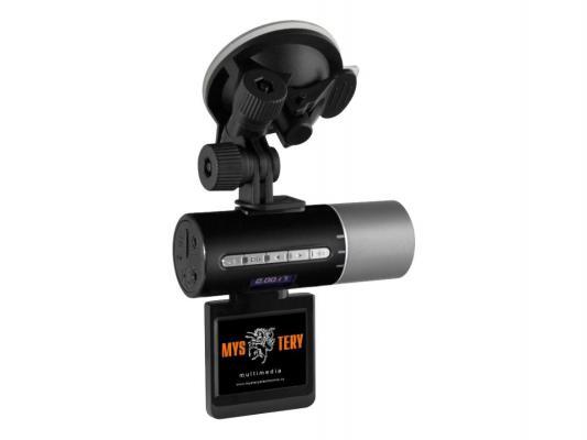 "Видеорегистратор Mystery MDR-797DHR 2"" 1280x720 120° G-сенсор microSD microSDHC USB"