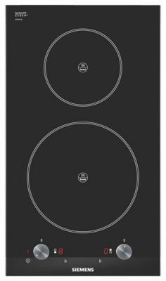 Варочная панель электрическая Siemens EH375CE11E черный