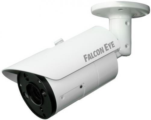 """Камера IP Falcon EYE FE-IPC-BL200PV CMOS 1/2.8"""" 1920 x 1080 H.264 RJ-45 LAN PoE белый"""