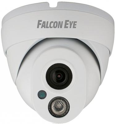"Камера IP Falcon EYE FE-IPC-DL100P CMOS 1/4"" 1280 x 720 H.264 RJ-45 LAN PoE белый"
