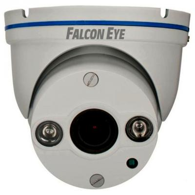 "Камера IP Falcon EYE FE-IPC-DL200PV CMOS 1/2.8"" 1920 x 1080 H.264 RJ-45 LAN PoE белый"