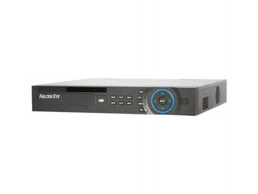 Видеорегистратор сетевой Falcon Eye FE-7416N 1920x1080 16Тб HDMI VGA RJ-45 до 16 каналов