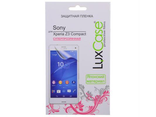 Пленка защитная суперпрозрачная Lux Case для Sony Xperia Z3 Compact