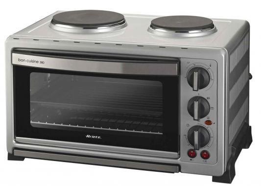 Мини-печь Ariete Bon Cuisine 977 серебристый цена 2017