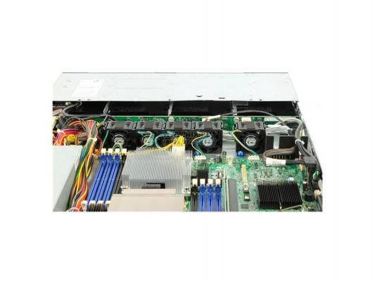 Серверная платформа Intel R1304RPSSFBN