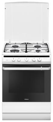 Газовая плита Hansa FCGW61000 белый цена и фото
