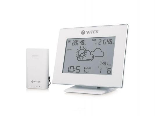 Метеостанция Vitek VT-6407 (W) белый