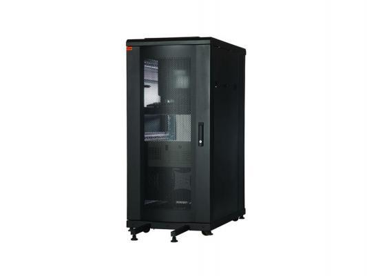 """Шкаф напольный 19"""" 36U Estap ServerMax SRV36UBF1R1 600x1000mm черный"""